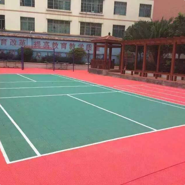 TKL3048-16 Flexible volleyball mat sports courts flooring