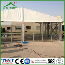 marquee tent fabricated sport hall clear storage warehouse