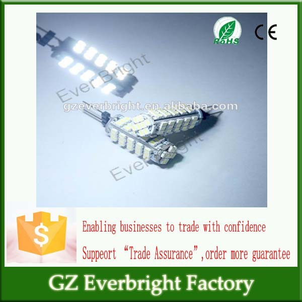Trade Assurance car led G4 lights lamp 1206 68SMD 68 Led Light bulbs Home RV Marine Boat Led Lamps car accessories
