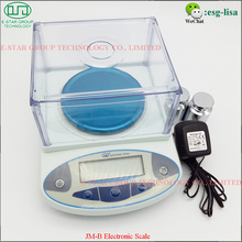 JM-B Lab 300 x 0.001g Analytical balance digital scale with LCD display weight sensor