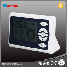 16A Programmable Room Thermostat For Wall-Mounted Boiler