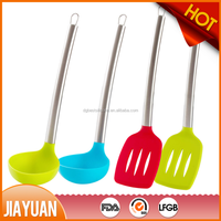 heat resistant silicone rubber cooking utensils