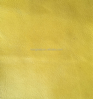 Semi aniline cow grain leather, oil glazed cow grain leather for furniture, bags etc