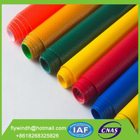 Heavy Duty Waterproof 650 gsm PVC vinyl Coated Canvas Fabrics