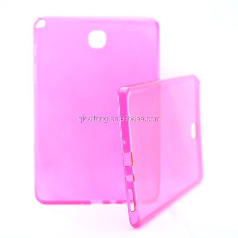 plastic mobile phone holder case for Tab A 8.0 T350 clear tpu case