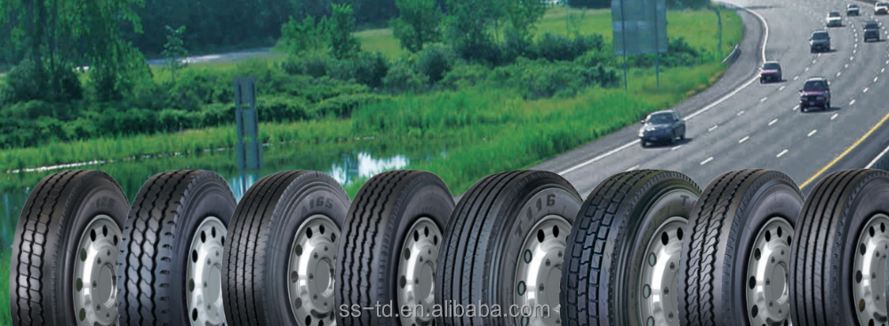 China Truck Tires THREE A 11r 22.5 tires Hot Sale