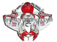 Motorcycle plastic accessory/SUZUKI fairing kits/full fairing for SUZUKI GSXR600/750 K6 06-07