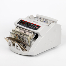 Money counter fake money detector counting machine high quality money counter
