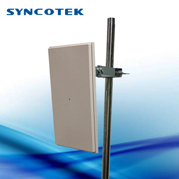 SYNCOTEK RFID Fixed Gate Pass Entrance System Parking Lot Reader
