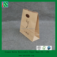 2016 New Products kraft paper merchandiser bags