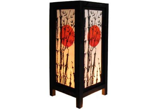 saa papierauflage lampen asiatische lampen zen lampe. Black Bedroom Furniture Sets. Home Design Ideas