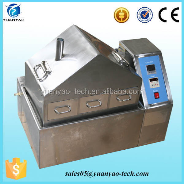 Stainless steel four-drawer steam aging tester