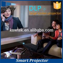 innovative product smart portable LED data show projector for entertainment, school, business