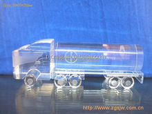 Exclusive 3D High Quality Crystal Van Model 2015