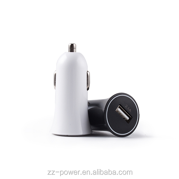 Best Price Promotional Single 1 USB Car Charger, Mini Portable High Quality 12V/24V Charger Battery Car