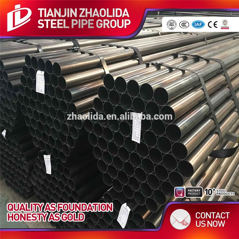 erw welded cold rolled annealed steel pipe for school chair and table low carbon steel pipe rectangular steel pipes