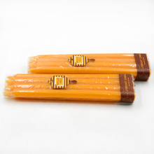 Bougie 100% nature beeswax candles for the church