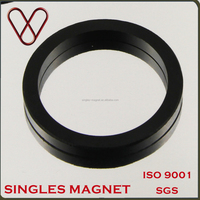 ring shaped epoxy coated neodymium magnets for magnetic speaker