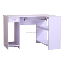 Corner Computer PC Desk Home Office Table Desk Furniture Workstation With Drawer