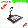 Hangzhou Gaoke teaching aids electronic business card scanner business card scanner goose neck portable photo scanner