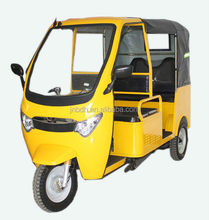 2014 new design bajaj three wheeler price motor tricycle for passenger