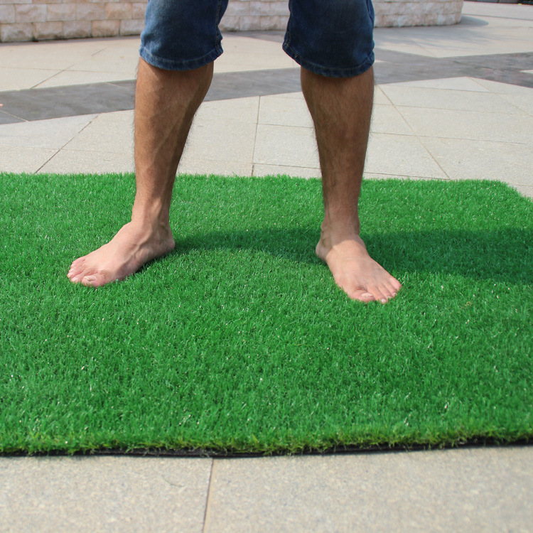 Free sample indoor artificial grass high quality green turf landscaping