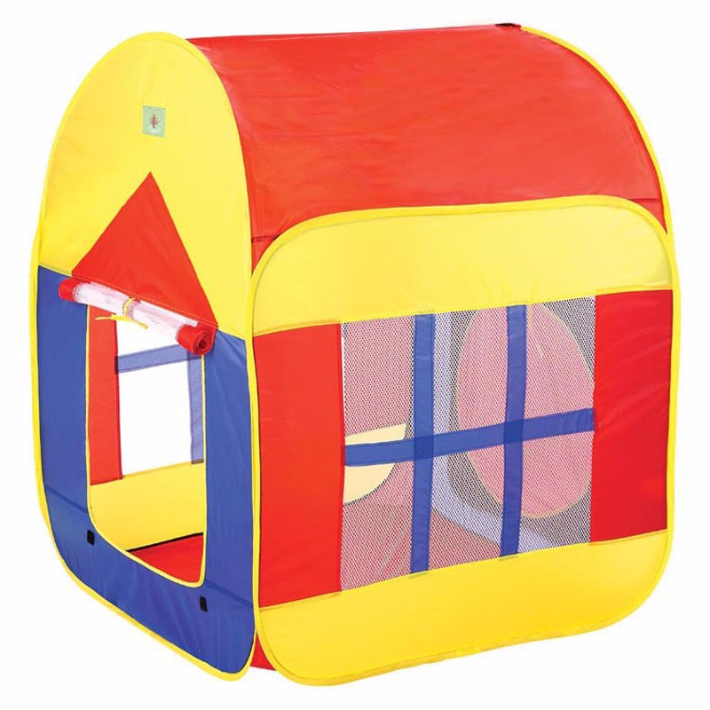 High Quality Portable 110*90*88cm Kids Play Tent Play Game House Indoor Outdoor Toy Tent Children Baby Beach Tent