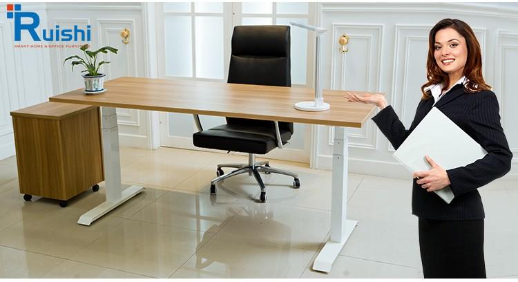 Meuble Bureau Japonais : Hauteur réglable manuel de bureau bureaux japonais bureau meubles