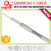 uv pvc 18 awg cable tv satellite coaxial cable