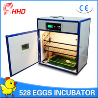 YZITE-8 HHD high quality poultry egg incubators prices in saudi arabia