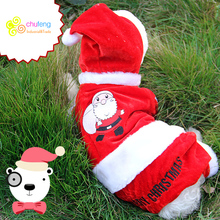 Christmas decoration Pet dog cloth winter cloth warm cloth