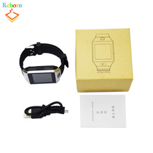 Hot selling DZ09 smartwatch for Apple android phone smart watch with camera Anti-lost support SIM/TF card MP3 pk GT08 A1 U8