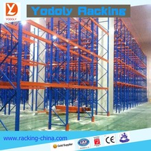 Alibaba china vertified supplier heavy duty corrosion protection warehouse racking system