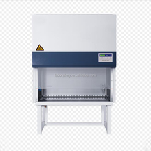 Laboratory LCD Microbiological Vertical Laminar Flow Safety Cabinet Class II