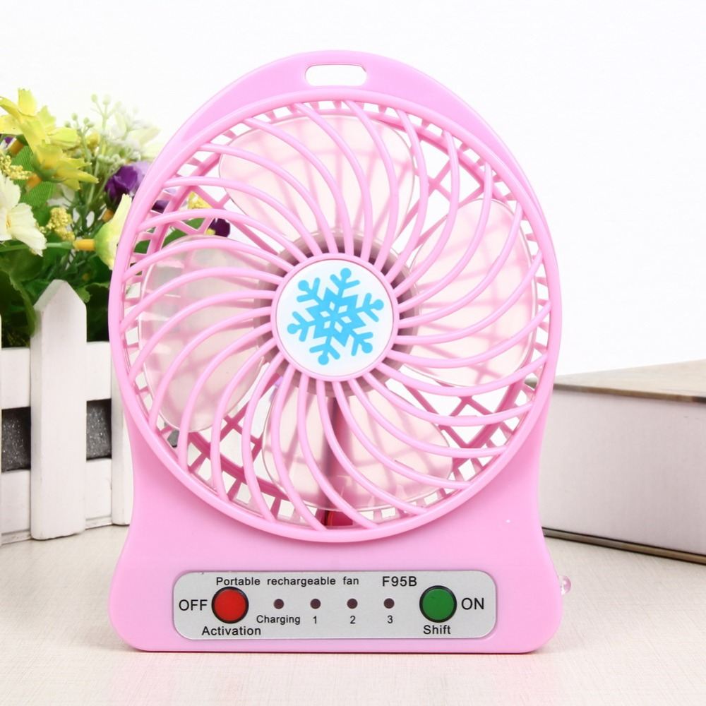 small plastic hand usb heater fan Strong Wind Table USB Electric portable cool sumer mini handheld fan For Indoor