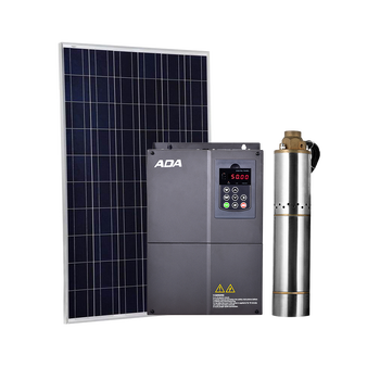 Hot Sale & High Quality submersible pump home solar system 20kw