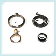 rewinding torsion spring bimetal spring strong spring clamp