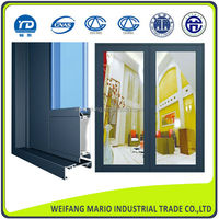 China Top Quality Aluminium Casement Window