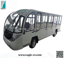 Electric Mini Bus, 14 Seats, mini electric train, high quality, EG6158KF