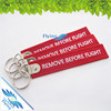 decorative Christmas keychain/embroidered Patch Embroidery Patch Fashion Patch Key Chain Key