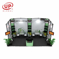 Attractive Special aluminum trade show booth display