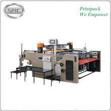 Automatic screen printing textile machine