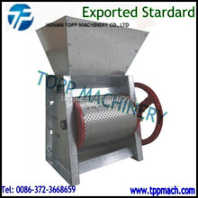 Manual Cocoa Bean Peeling Processing Machine