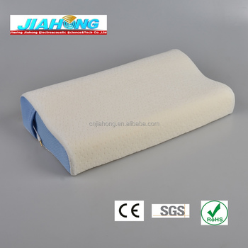 Good quality music portable professional mini speaker memory foam pillow