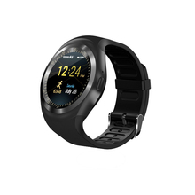 Hot selling 1.3 inch IPS Capacitive Touch Screen Bluetooth Smart Watch low cost watch mobile phone