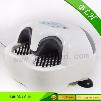 Infrared heating acupuncture air pressure foot massager, foot massage tools