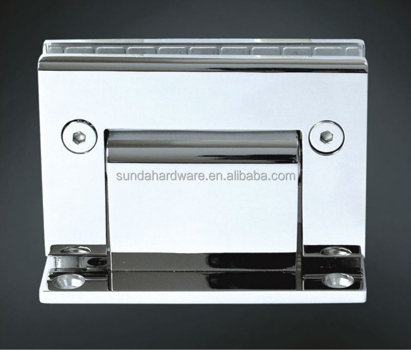 Stainless Steel Soft Close Glass Hinge HGH 501,High quality with best prices