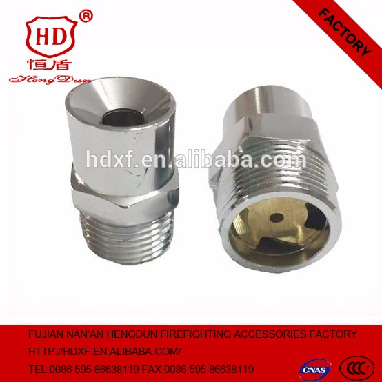 brass water mist sprinkler nozzle for fire sprinkler system