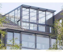 cheap aluminium windows and doors made in China can customize