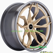 Auto Parts Car 18*8j 100-114.3 Aluminum HR Replica Wheel Rims